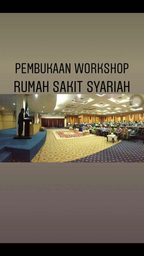 Workshop Persiapan RSP UIN Alauddin Makassar