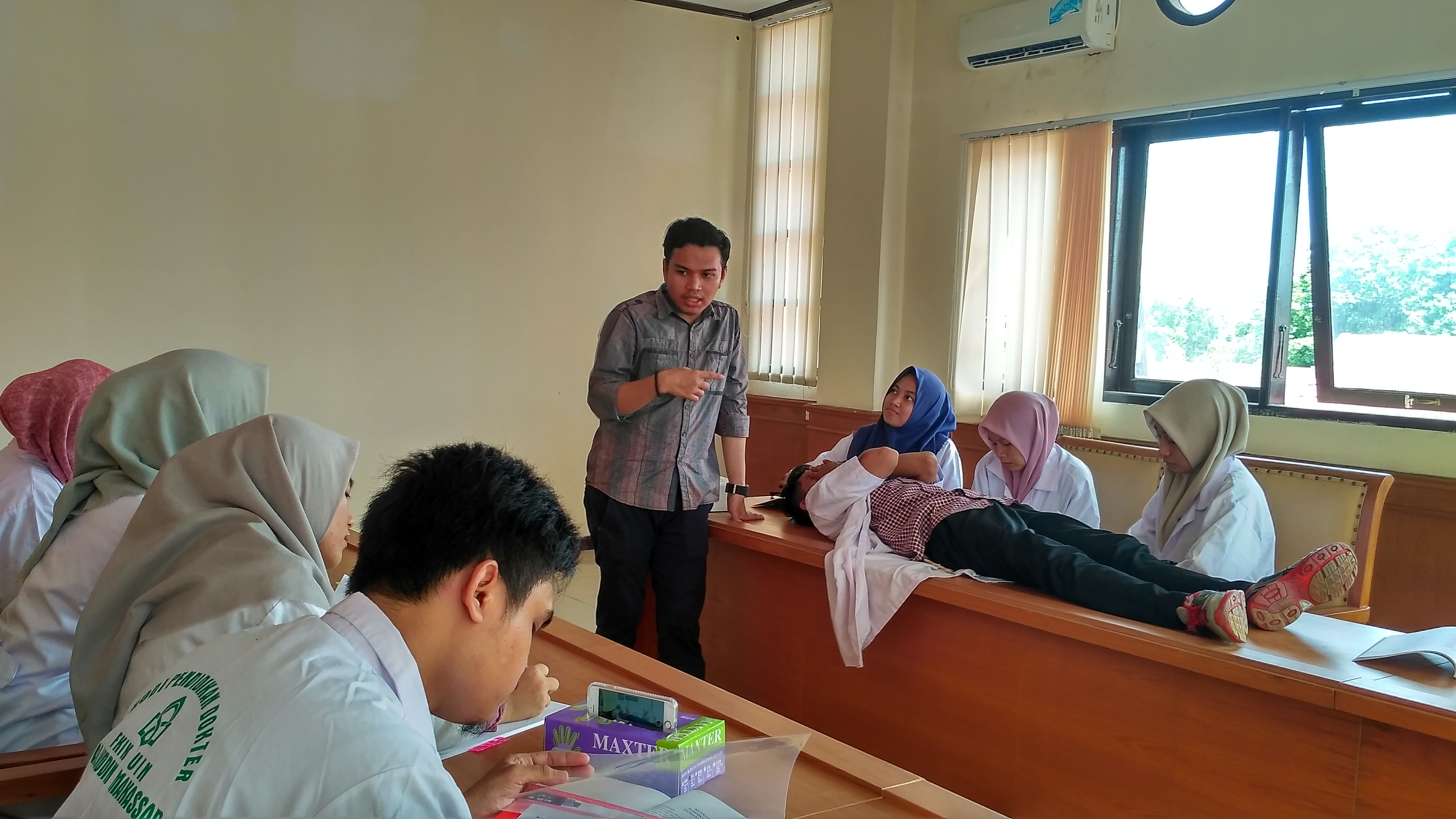 CSL oleh dr Asrul Abdul Azis